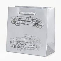 Подарочный бумажный пакет OL - Авто