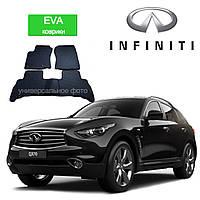 Автоковрики EVA для Infiniti Qx-70