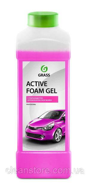 """Активная пена Grass """"Active Foam Gel"""", 1л."""