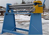 Вальцы ручные ZWR 2000/0,8