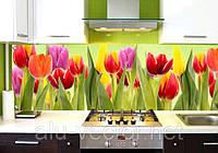 Панели стеновые Тюльпаны