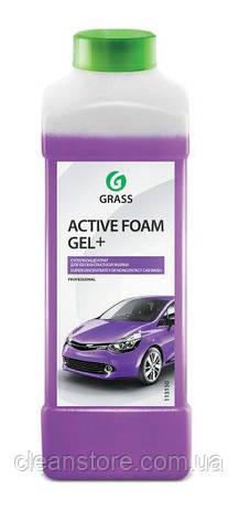 """Активная пена Grass """"Active Foam Gel Plus"""", 1 л., фото 2"""