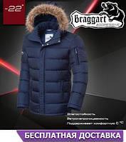 Куртка мужская зимняя с капюшоном