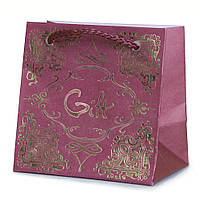 Подарочный бумажный пакет OL - Gift