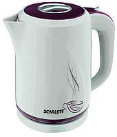 Чайник электрический SCARLETT SC-028 1,7л