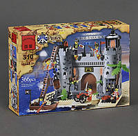 Конструктор для детей Пиратская крепость