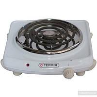 Плита электрическая Термия ЕПТ 1-1,0/220 (с) 1 комфорка, тонкий тен