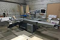 Форматный станок б/у Altendorf WA80X: цифровая линейка и моторизованный упор справа (13г.в.)
