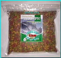 Корм Анцитрус Трехцветный, пакет 1 кг