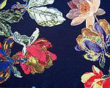 Тканина блузочная принтованная «Маркет» (P6136 дизайн 13), фото 3