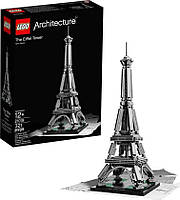 Конструктор серии Lego Architecture Эйфелева башня 21019