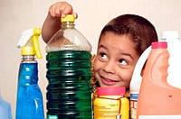 Ребенок и моющие средства – что важно знать!