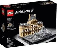 Конструктор серии Lego Architecture Лувр 21024