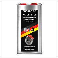 Очиститель тормозов DREAM AUTO 514 (6л) Bremsenreiniger