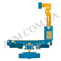 Шлейф (Flat cable) LG D320 Optimus L70/  D321/  D325/  MS323 с гнездом на зарядку и микрофоном