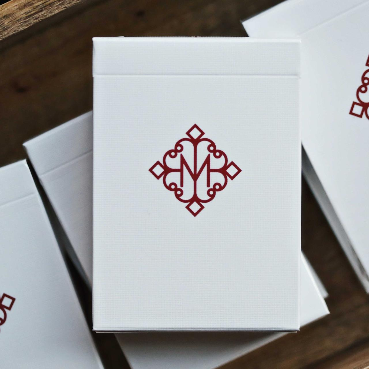 Карты игральные | Madison Revolvers Deck