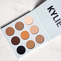 Палетка теней Kylie The Bronze Palette