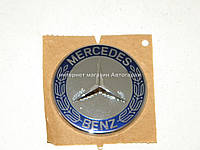 Эмблема капота на Мерседес Спринтер 906 2006-> MERCEDES (Оригинал) 9068170416