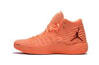 Баскетбольные кроссовки Nike Air Jordan Melo M13 orange