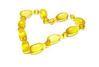 Капсулы с маслом аргании JANSSEN Argan Oil 20 капс