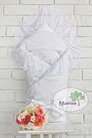 Конверт одеяло с капюшоном для младенца 1008/01