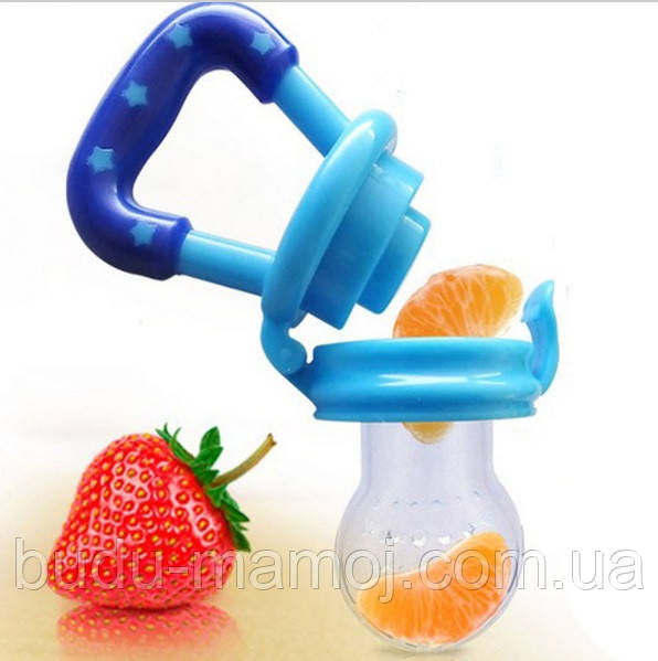 Ниблер для фруктов силиконовая соска для малышей прикорм