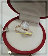 Кольцо женское для помолвки