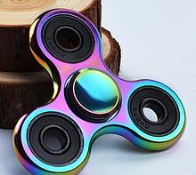 Спиннер Hand Fidget Spinner «Crystal» хамелеон