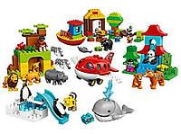 Lego Duplo Вокруг света В мире животных 10805 Around the World