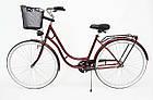 Міський велосипед Antonio Lady 28 Red Польща, фото 2