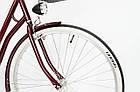 Міський велосипед Antonio Lady 28 Red Польща, фото 3