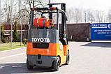 Газовий навантажувач Toyota FG102535, фото 3