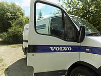 Стекло двери передней Renault Master Opel Movano / Рено Мастер Опель Мовано 2003-2010