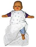 Спальный мешок детский  MS 606 ежики, самолеты, утята, фото 4