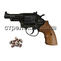 Револьвер под патрон Флобера Safari РФ 431 М бук