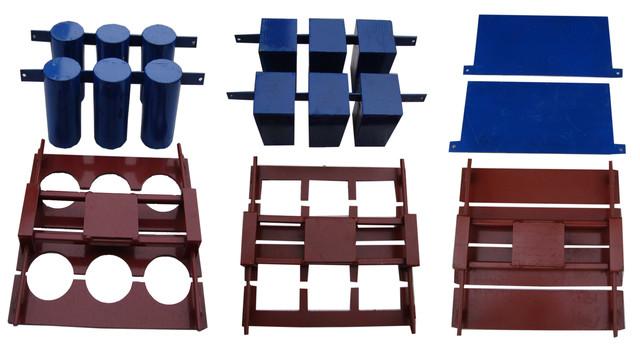 Комплектующие на вибростанки на 2 блока