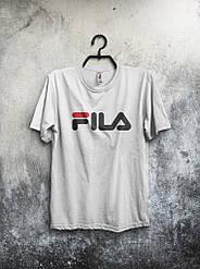 Мужская футболка Fila белая