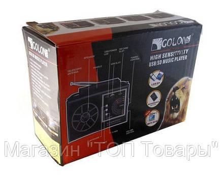 Радиоприемник Golon RX - 98 UAR FM/ USB / SD!Акция, фото 2