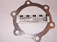 Прокладка турбокомпрессора СуперМАЗ (солнышко), кат. № 64227-1203020