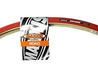 Покрышка Maxxis SIERRA 700x23c для велосипеда Красный