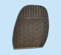 Подметка (Профилактика) резиновая VIBRAM  2341 черн. мал.