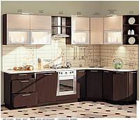 Кухня КХ-75 серії Софт Комфорт-Мебель