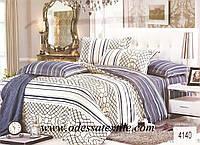 Комплект постельного белья ELWAY евро 4140, фото 1