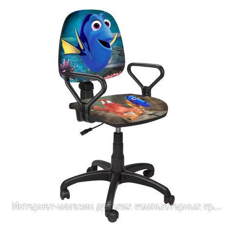 "Детское кресло Престиж РМ ""Рыбка Дори"""