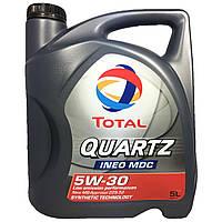 Моторное масло Total QUARTZ Ineo MDC 5w30 5л