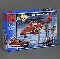 Конструктор вертолет Пожарная тревога