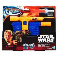 Nerf Водный бластер Супер Соккер Star Wars Han Solo Blaster