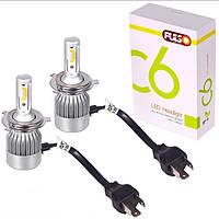 Автомобильные LED лампы Pulso (H4)(3800Lm)(4300K)(36W)(12-24V)