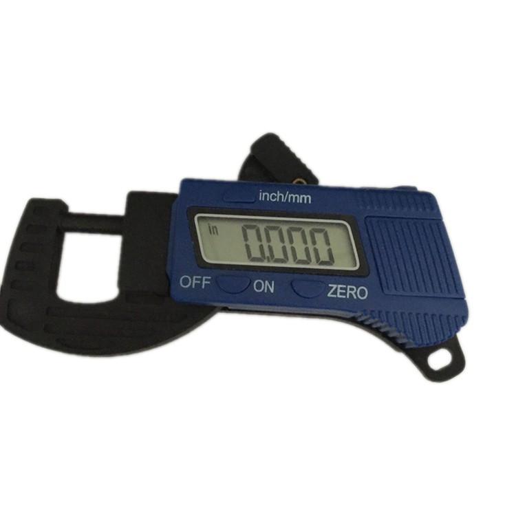 Цифровой толщиномер 0-12.7 мм, суппорта метр