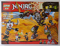 Lepin Ninjago конструктор 06035